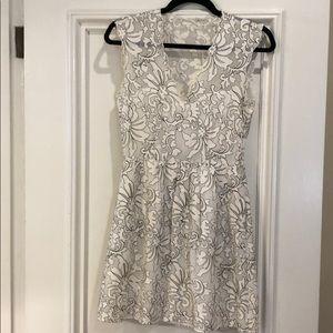 Dolce Vita Lace Mini Dress